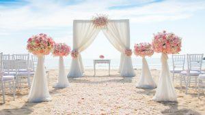 beach wedding in cabo villas